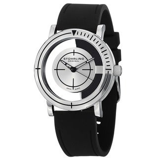 Stuhrling Original Men's Sniper Swiss Quartz Strap Watch