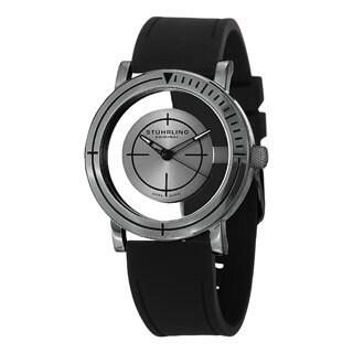 Stuhrling Original Men's Sniper Swiss Quartz Strap Watch