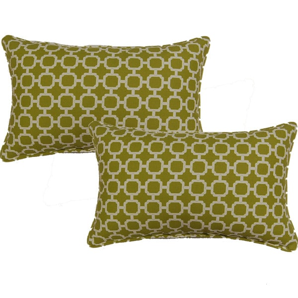 Hockley Pear 12.5-in Throw Pillows (Set of 2) - Free Shipping Today - Overstock.com - 15942034