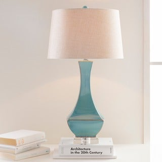 Classic Relic 1-light Reactive Glaze Table Lamp