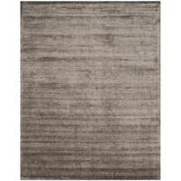 Safavieh Handmade Mirage Modern Tonal Brown/ Charcoal Viscose Rug - 9' x 12'