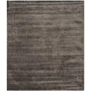 Safavieh Handmade Mirage Modern Charcoal Viscose Rug (8' x 10')