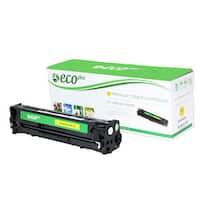 Ecoplus CB542A Yellow Toner Cartridge (Remanufactured)