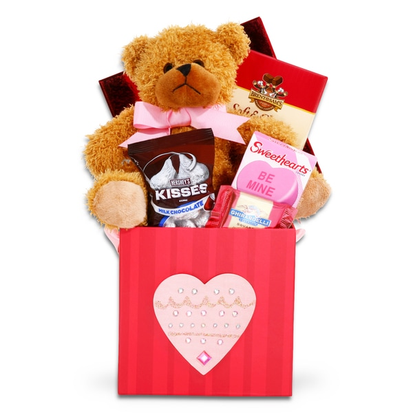 Alder Creek 'Sweet Valentine' Gift Basket