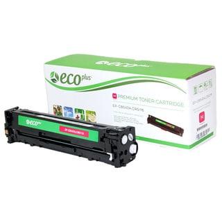 Ecoplus 125A (CB543A) Magenta Toner Cartridge (Remanufactured)