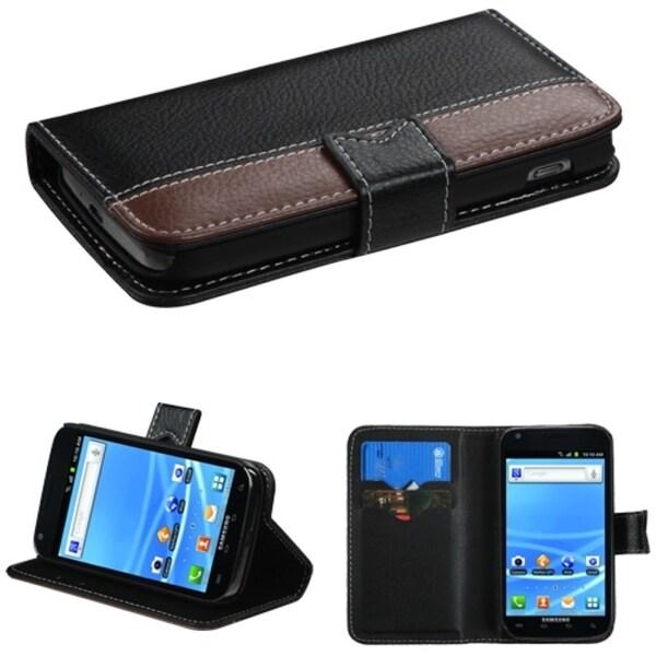 BasAcc MyJacket Wallet Case for Samsung T989 Galaxy S2