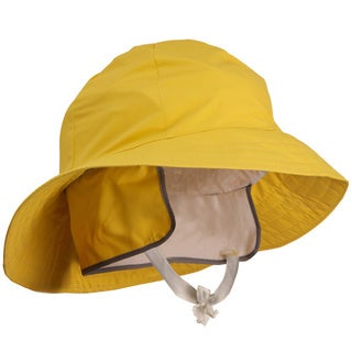 Men's Yellow 0.35mm Industrial Work Hat