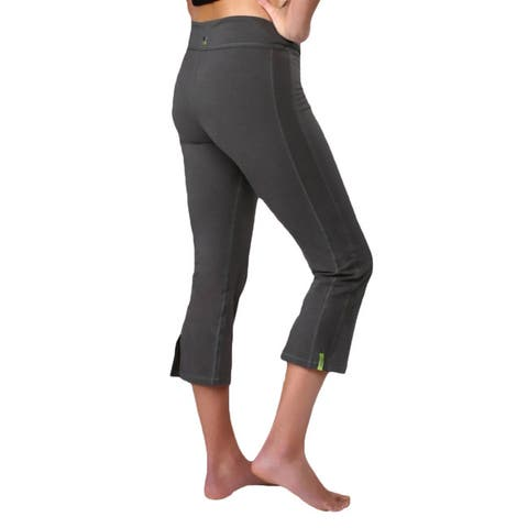 Yoga City San Diego Crop Pants