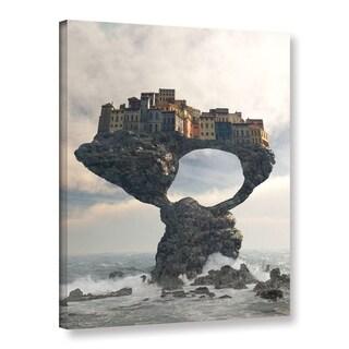 Art Wall Cynthia Decker 'Precarious' Gallery-Wrapped Canvas - Multi