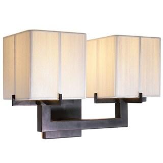 Sonneman Lighting Boxus 2-light Sconce