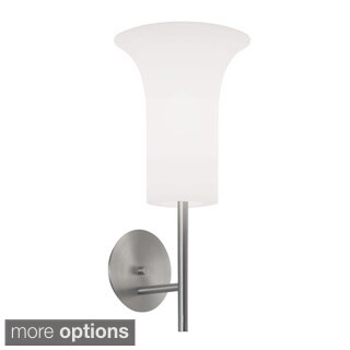 Sonneman Lighting Lightweights 1-light Fluorescent Sconce