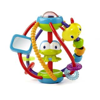 Bright Starts Clack Slide Activity Ball