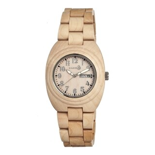 Earth Sede01 Hilum Wood 41mm Watch