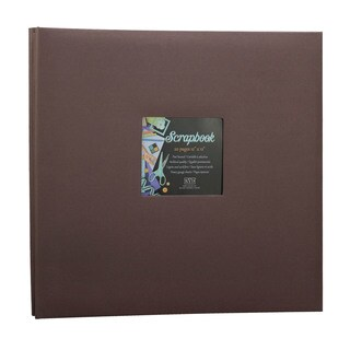 Kleer Vu Cloth Fabric Chocolate Brown Scrapbook|https://ak1.ostkcdn.com/images/products/8690049/P15943296.jpg?_ostk_perf_=percv&impolicy=medium