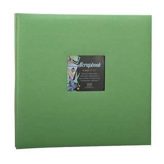 Kleer Vu Cloth Fabric Emerald Green Scrapbook