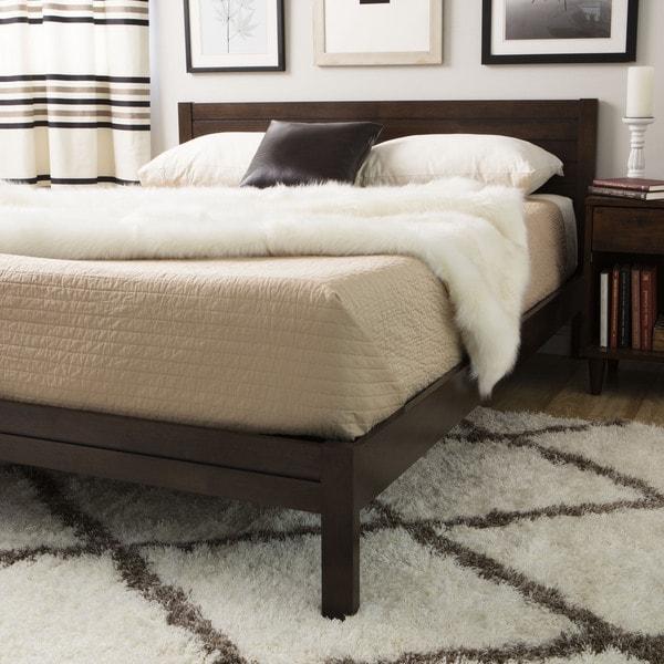 Shop Oliver Amp James Boca Queen Size Bed On Sale Free