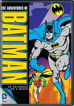 The Adventures Of Batman: The Complete Series (DVD)