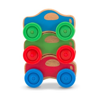 Melissa & Doug Stacking Cars