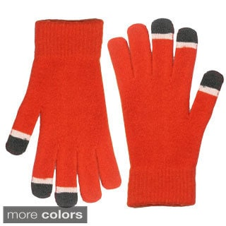 Grippem Unisex Micro-velvet Touch Screen Gloves