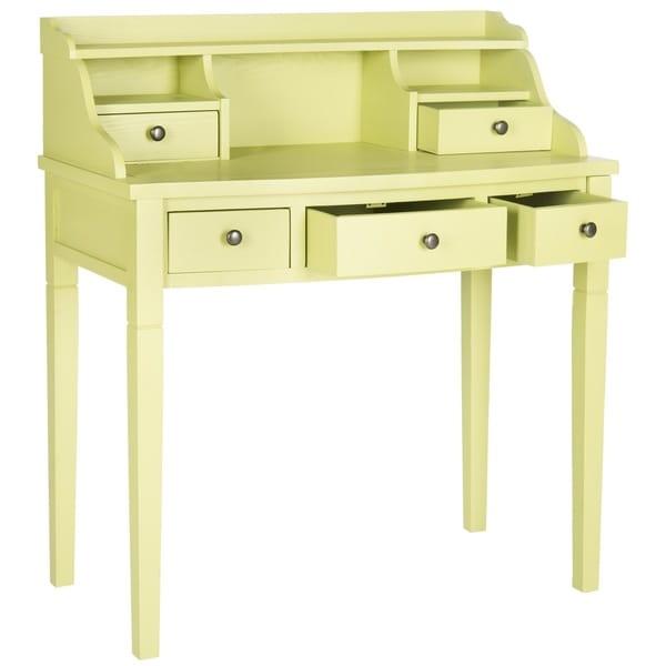 Safavieh Landon Avacado Green Writing Desk