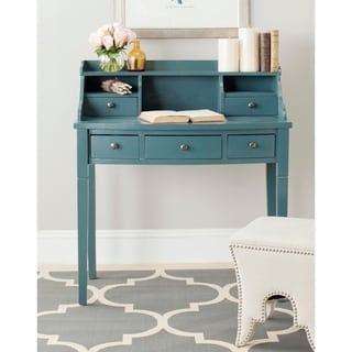 Safavieh Landon Navy Writing Desk