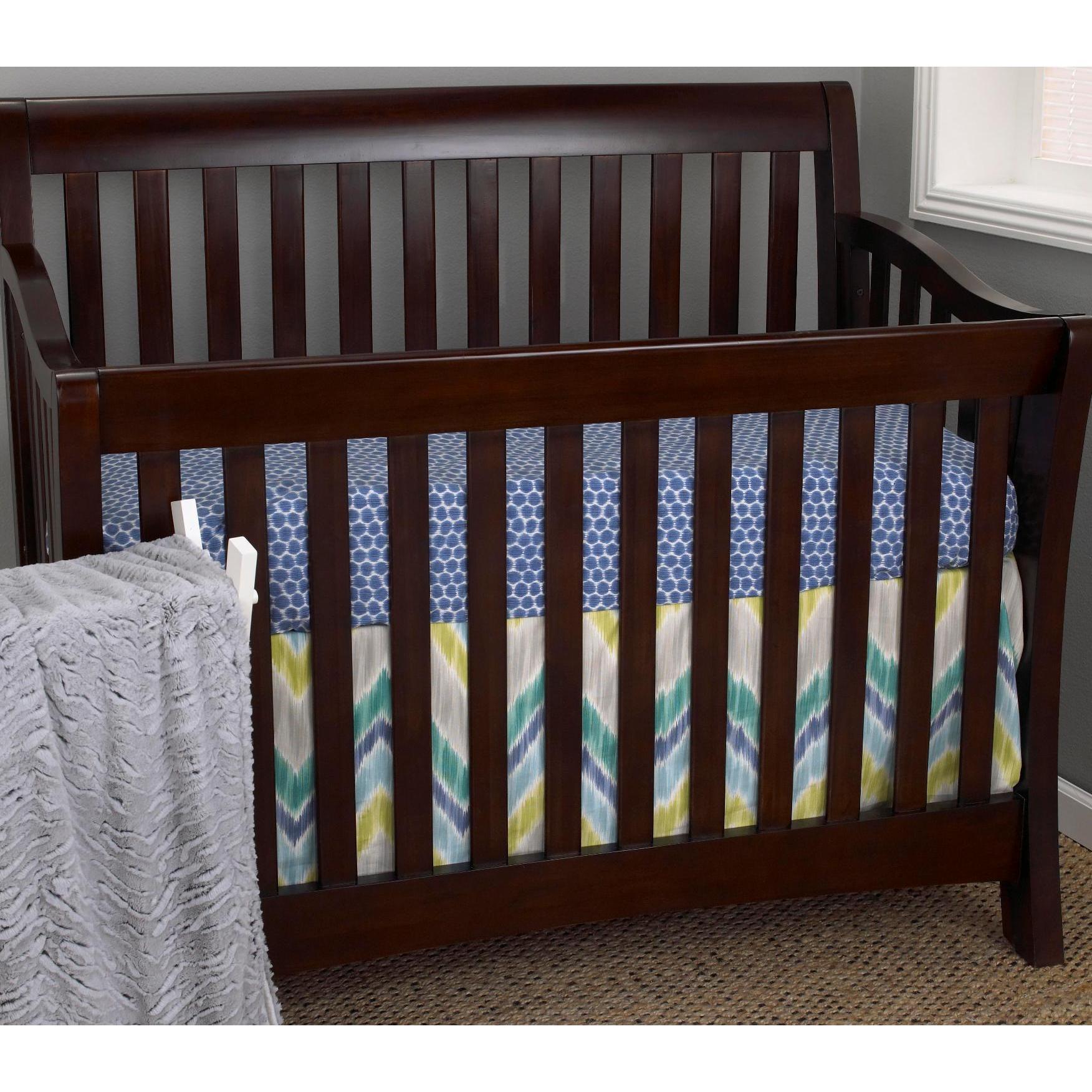 Cotton Tale Zebra Romp 3-piece Crib Bedding Set (Zebra Ro...