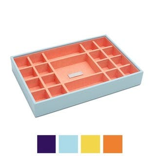 WOLF Stackables Medium Standard Tray (Option: Blue)|https://ak1.ostkcdn.com/images/products/8692363/P15945219.jpg?impolicy=medium