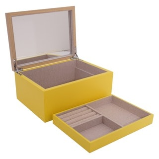 WOLF Vaxholm Large Jewelry Box