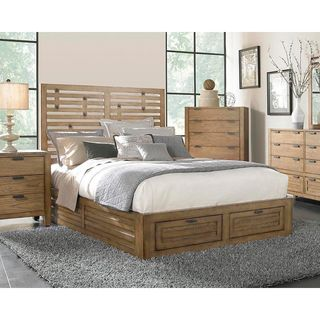Broyhill 'Ember Grove' King-size Storage Bed