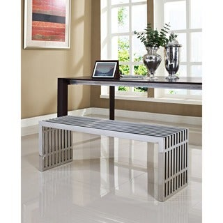Medium Stainless Steel Gridiron Bench