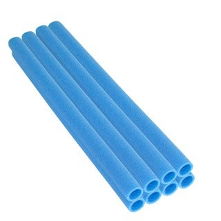 44-inch Blue Trampoline Pole Foam Sleeves