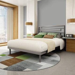 Amisco Temple 54-inch Metal Platform Bed