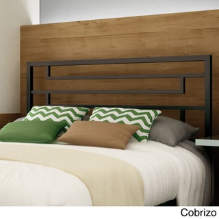 Clay Alder Home Kane Classic 54-inch Metal and Wood Headboard (4 options available)