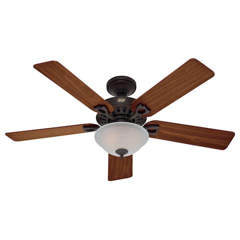 "Hunter Astoria 52"" 2-light Ceiling Fan"
