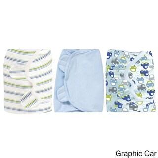 Summer Infant Large SwaddleMe Cotton Knit Swaddler (3 Pack)