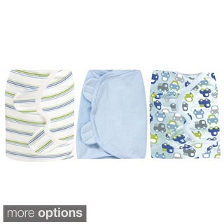 Summer Infant Large SwaddleMe Cotton Knit Swaddler (3 Pack) (2 options available)