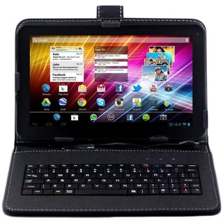 SVP 7-inch Dual Core Android 4.1 4GB Capacitive Touch Screen Tablet with Keycase