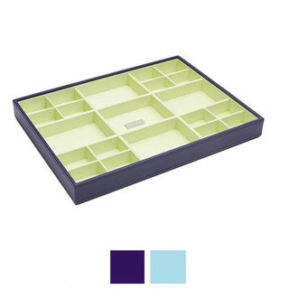 WOLF Stackables Large Standard Tray (Option: Purple)