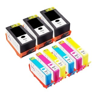 Sophia Global Remanufactured Ink Cartridge Replacement for HP 920XL (3 Black, 2 Cyan, 2 Magenta, 2 Yellow)