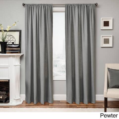 Softline Don Rod Pocket 84-inch Curtain Panel - 55 x 84