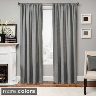 Softline Don Rod Pocket 84-inch Curtain Panel
