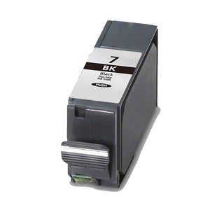 Canon PGI7Bk Black Compatible Ink Cartridge (Remanufactured)