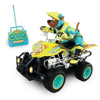 Remote Control Scooby Doo RC 'ATV Rider' Radio Control Car