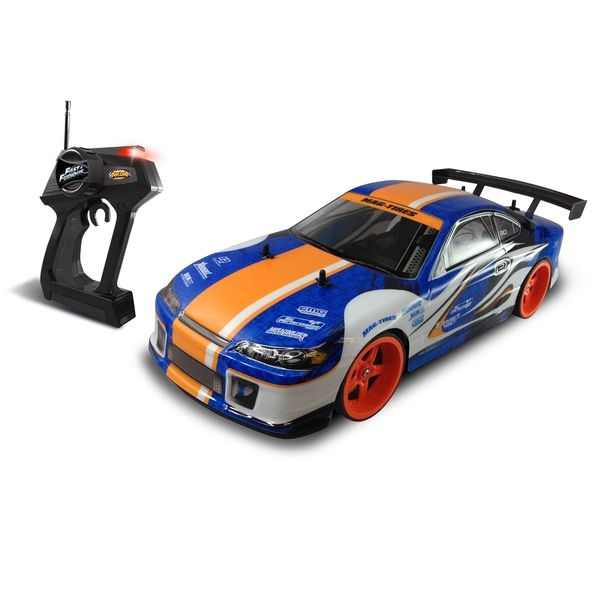 Scale Fast And Furious 6 Street Tuner Rc Car Free