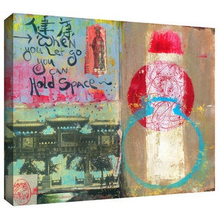 Elena Ray 'Art Journal Let Go' Gallery-wrapped Canvas Art