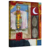 Elena Ray 'Chinese Moon Queen' Gallery-wrapped Canvas Art