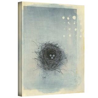 Elena Ray 'Neutral Tone Nest' Gallery-wrapped Canvas Art