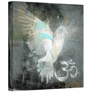 Elena Ray 'OM Dove' Gallery-wrapped Canvas Art