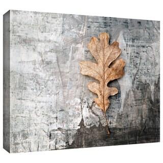 Elena Ray 'Still Life Leaf' Gallery-wrapped Canvas Art