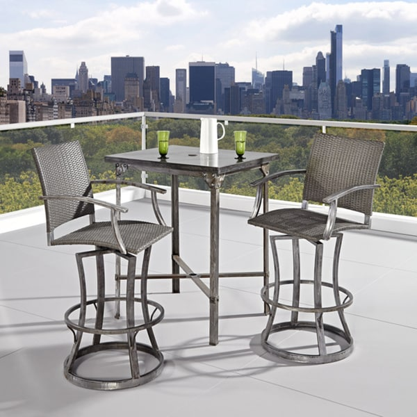 Urban Outdoor High Dining Set By Home Styles